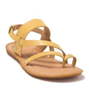 NEW Born Favignana Leather Sandal